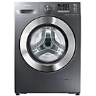 more details on Samsung WF70F5E2W2X 7KG 1200 Spin Washing Machine-Graphite.