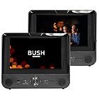 more details on Bush 7in Dual In-Car DVD Player.