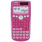 more details on Casio FX-85GT Plus Dual Powered Scientific Calculator- Pink.