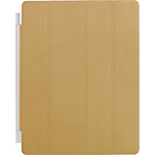 more details on iPad Leather Smart Cover - Tan.