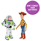 more details on Toy Story Woody and Buzz Interactive Buddies Assortment.