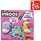 more details on Mini 15cm Inkoo Soft Toy Assortment.