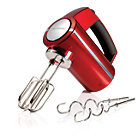 more details on Morphy Richards 48989 Accents Hand Mixer - Red.