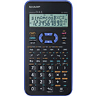 more details on Sharp EL531XBVL Scientific Calculator - Purple.