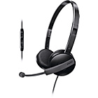 more details on Philips SHM3560/10 On-Ear PC Headset - Black.