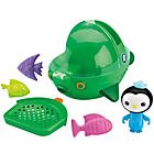 more details on Fisher-Price Octonauts Gup-E with Peso.