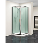 more details on Eliana Nerine 900mm Quadrant Shower Cabin with Tray.
