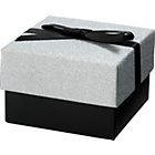 more details on Silver Glitter Jewellery Gift Box.