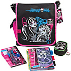 more details on Monster High Filled School Messenger Bag.