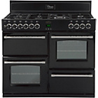 more details on Belling Classic 110DFT Dual Fuel Range Cooker - Del/Ins/Rec.