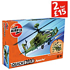more details on Airfix Quick Build Model Kits - Assorted.