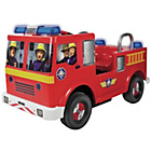 more details on Fireman Sam 12V Jupiter Battery Powered Ride-On.