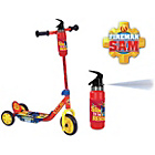 more details on Fireman Sam Extinguisher Tri-Scooter - Multicoloured.