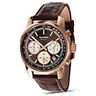 more details on Sekonda Men's Classique Brown Leather Chronograph Watch.