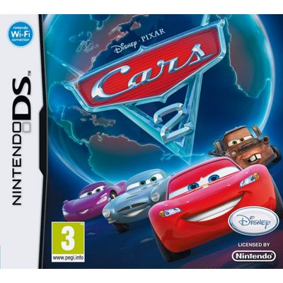 Disney Cars 2 DS Game