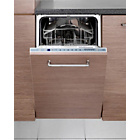 more details on Stoves S450DW Integrated Slimline Dishwasher - Ins/Del/Rec