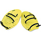 more details on Zoggs Matrix Hand Paddles - Large - Yellow - All Ages.