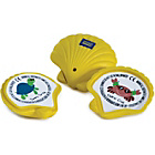 more details on Zoggs Clam Dive and Hunt Game - Yellow - 3+ Years.
