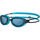 more details on Zoggs Predator Swimming Goggles - Blue and Silver.