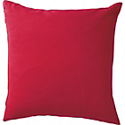 more details on ColourMatch Cotton Cushion - 43x43cm - Poppy Red.