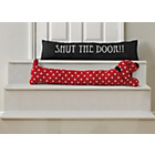 more details on Collection Shut the Door Draught Excluder - Black.
