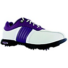 more details on Hi Tec Women's Milano Golf Shoe ‑ White and Purple.