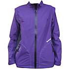 more details on Hi Tec Women's Full Zip Waterproof Golf Jacket ‑ Purple.