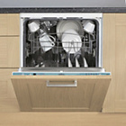 more details on Belling IDW604 Dishwasher - White/Del/Ins/Rec.