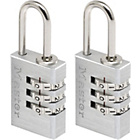 more details on Master Lock 2 20mm Combination Padlocks.