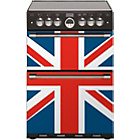 more details on Stoves Sterling 600 Duel Fuel Cooker - Union Jack.