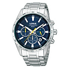 more details on Lorus Men's Stainless Steel Chronograph Watch.