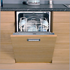 more details on Belling IDW450 MK2 Integrated Dishwasher - White/Del/Ins/Rec