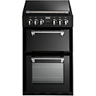 more details on Stoves Richmond 550DFW Double Dual Fuel Cooker - Black.