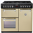 more details on Stoves Richmond 900DF Dual Fuel Range Cooker - Champagne.