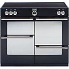 more details on Stoves Sterling 1100Ei Induction Range Cooker - Inst/Del/Rec