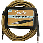 more details on Fender Vintage Volt Tweed Guitar Cable - 5.5m.