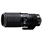 more details on Nikon 200mm f/4D AF Micro Nikkor Telephoto Lens.
