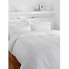 more details on Minimalist White Single Bed Duvet Set.