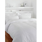 more details on Minimalist White Double Bed Duvet Set.
