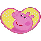 more details on Peppa Pig Oink Shaped Rug.