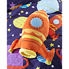 more details on Outer Space 3D Shaped Cushion.