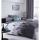 more details on City Scape Duvet Set - Multi - King Size.