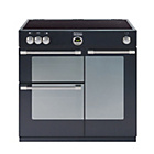 more details on Stoves Sterling 900Ei Induction Range Cooker-Instal/Del/Rec