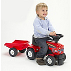 more details on Baby Farm Child's Mustang Tractor and Trailer.