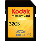 more details on Kodak 32GB SD Digital Assurance Memory Card.