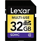 more details on Lexar 32GB SDHC 100x Premium Memory Card.