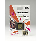 more details on Panasonic 16GB Class 10 SDHC Olympics Memory Card.