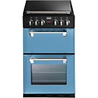 more details on Stoves Richmond 550DFW Double Dual Fuel Cooker - Daybreak.