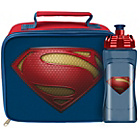 more details on Superman Lunch Bag and Bottle.