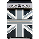 more details on Stoves Sterling 600Ei Electric Induction Cooker - Union Jack